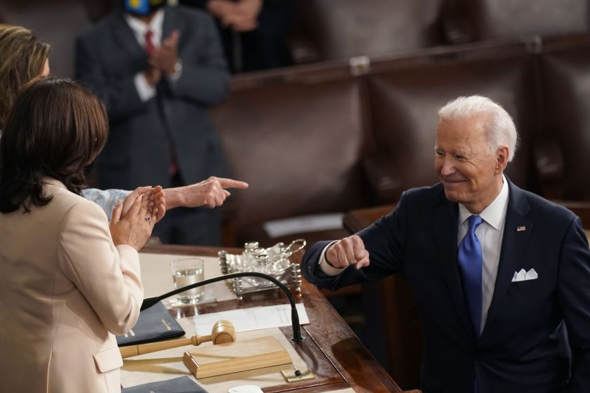 President Biden unveiled his sweeping tax-hikes plan in his first address to a joint session of Congress on April 28, 2021.