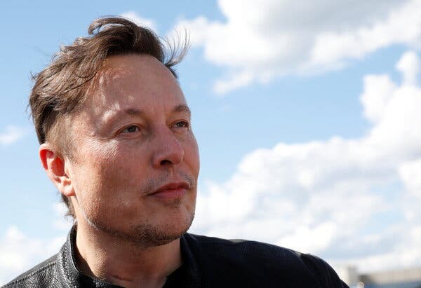Elon Musk, the chief executive of Tesla, whichbought $1.5 billion in Bitcoin last quarter.