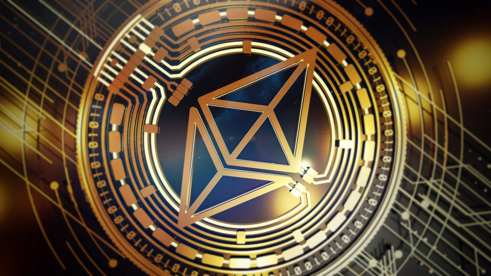 Top cryptocurrency listed — Ethereum