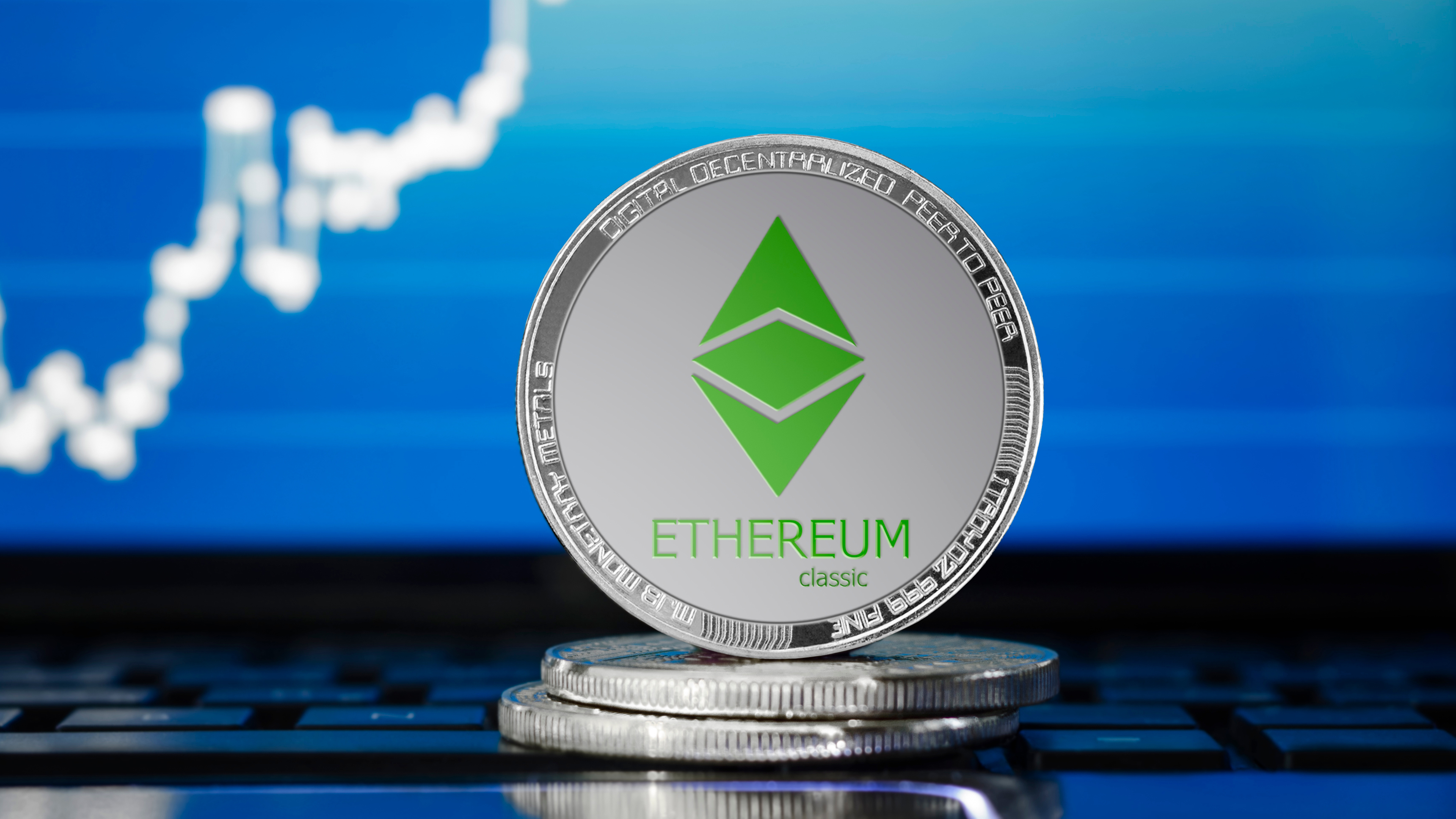 Top cryptocurrency by value — Ethereum Classic