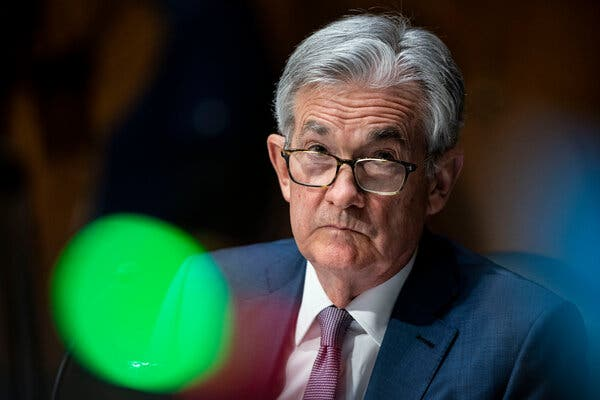 Jerome H. Powell, the Federal Reserve chair, announced last week that the central bank will this summer issue a discussion paper outlining the benefits and risks of a United States central bank digital currency.
